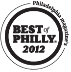 Best of Philly 2012